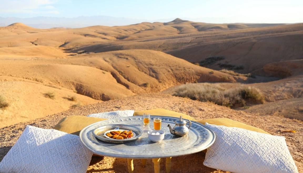 Excursion 1 journée de Marrakech