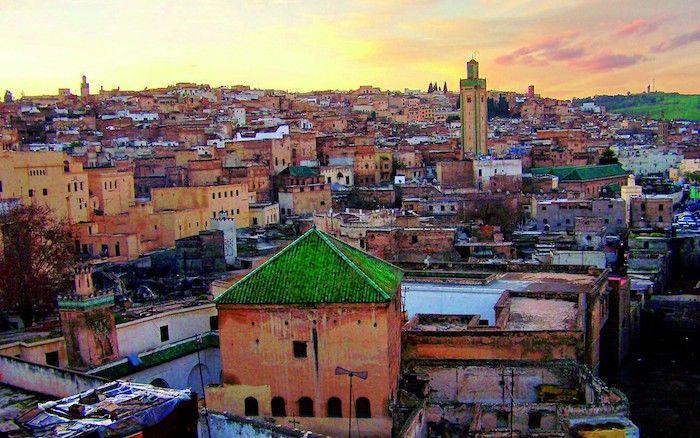 Excursion de Marrakech à Fes