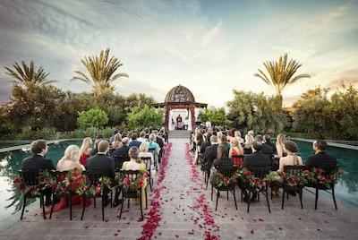 marrakech wedding planner Marrakech Wedding Planner Ce  re  monie au Spa Espace vitalite   Chenot